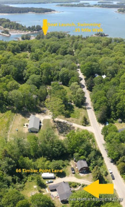 Photo of 66 Timber Point Road, Friendship, ME 04547 (MLS # 1456936)