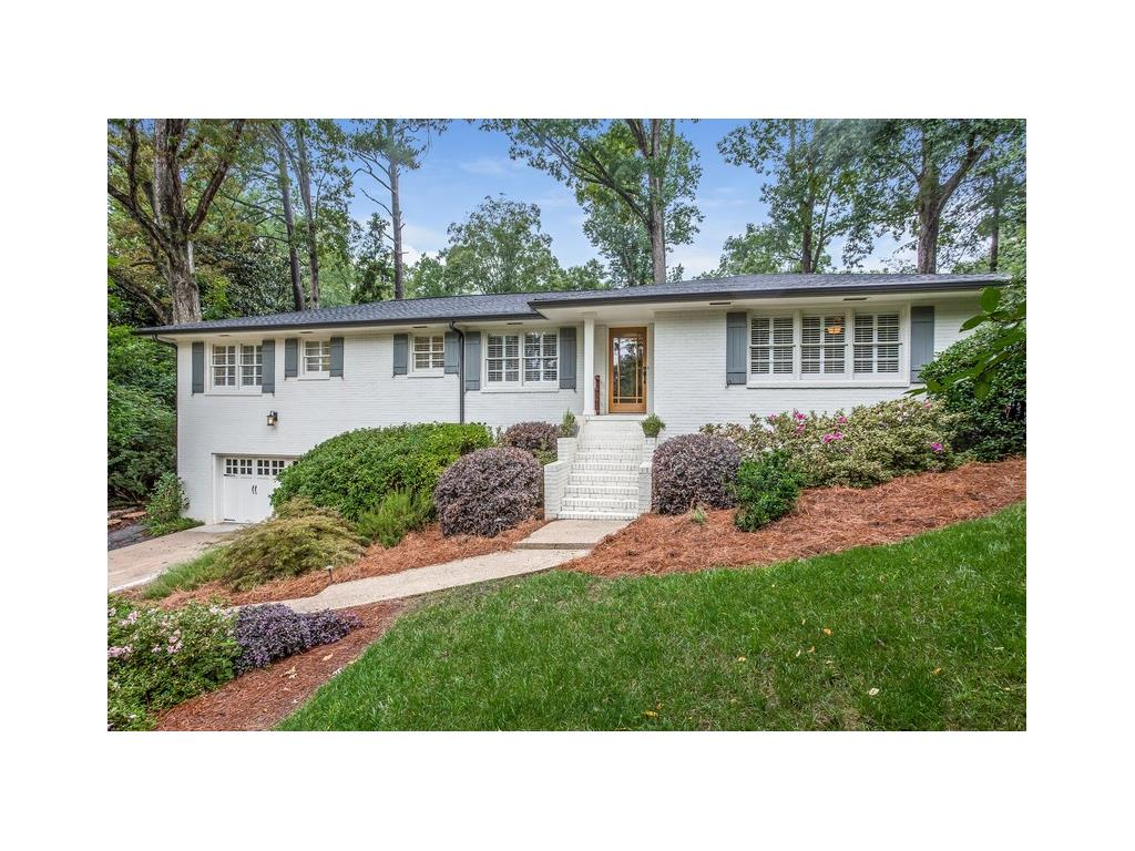 Photo for 513 Bryn Mawr Lane NW, Atlanta, GA 30327 (MLS # 5893001)