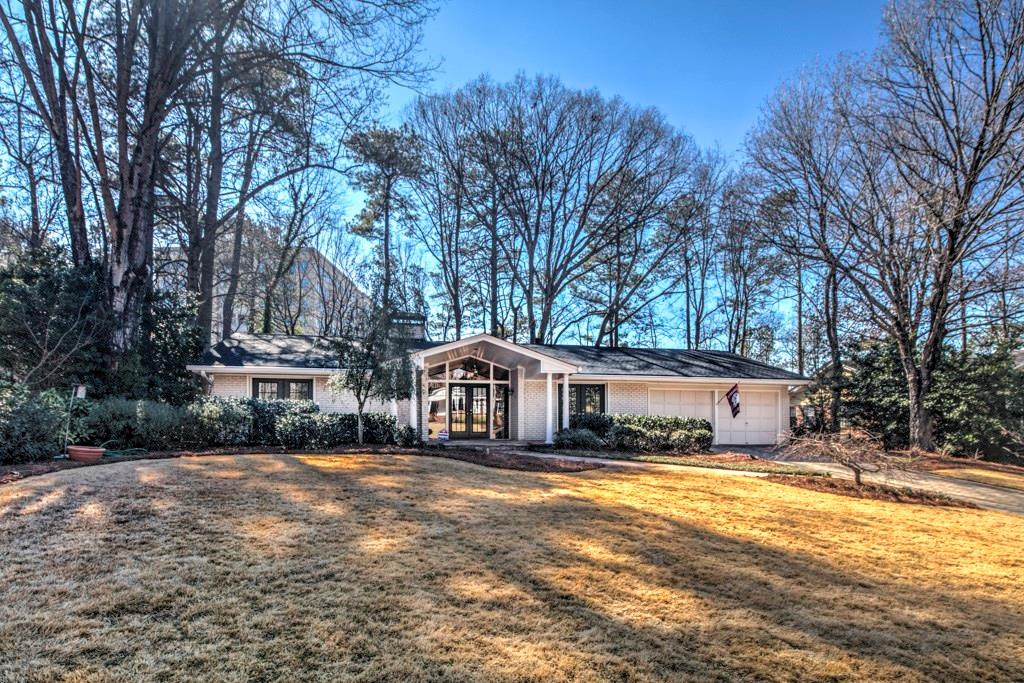 Photo for 3390 Pine Meadow Road NW, Atlanta, GA 30327 (MLS # 5962680)