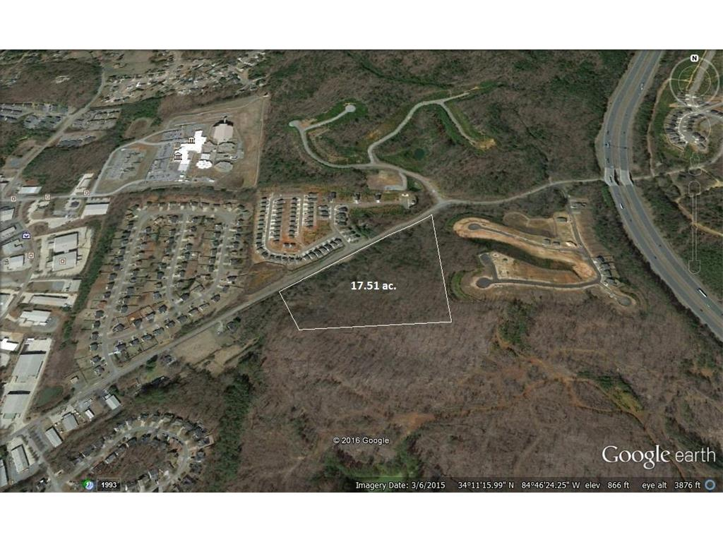 Photo for 0 Center Road, Cartersville, GA 30121 (MLS # 5707205)