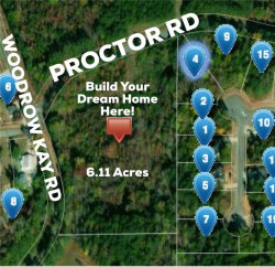 Photo of 0 Proctor Road, Lot 568, Rockmart, GA 30153 (MLS # 6068619)