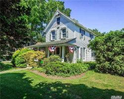 Photo of 55 Railroad Ave, Center Moriches, NY 11934 (MLS # 2951531)