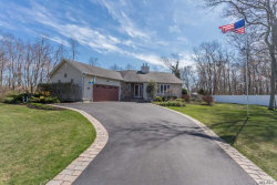 Photo of 10 Pine Cone Ct, Moriches, NY 11955 (MLS # 3014596)
