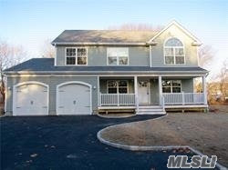 Photo of 148 Weeks Ave, Manorville, NY 11949 (MLS # 3135585)