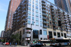 Photo of 1 E 8th Street, Unit Number 710, CHICAGO, IL 60605 (MLS # 09662900)