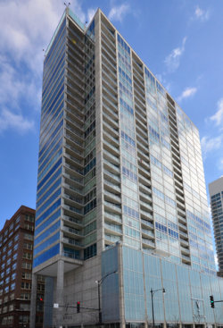 Photo of 611 S Wells Street, Unit Number 908, CHICAGO, IL 60607 (MLS # 09664562)