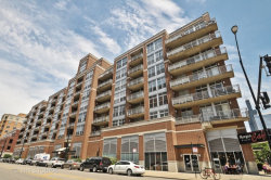 Photo of 111 S Morgan Street, Unit Number 517, CHICAGO, IL 60607 (MLS # 09668247)