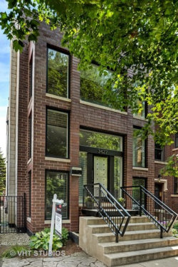 Photo of 3427 N Claremont Avenue, CHICAGO, IL 60618 (MLS # 09668285)