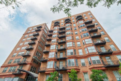 Photo of 500 S Clinton Street, Unit Number 715, CHICAGO, IL 60607 (MLS # 09694257)