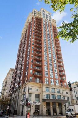 Photo of 1101 S State Street, Unit Number 601, CHICAGO, IL 60605 (MLS # 09695061)
