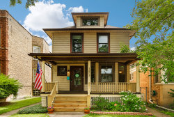 Photo of 3803 N Hamlin Avenue, CHICAGO, IL 60618 (MLS # 09696615)