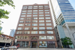 Photo of 161 W Harrison Street, Unit Number 601, CHICAGO, IL 60605 (MLS # 09697959)