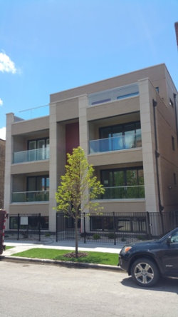 Photo of 1621 W Superior Street, Unit Number 2W, CHICAGO, IL 60622 (MLS # 09723869)