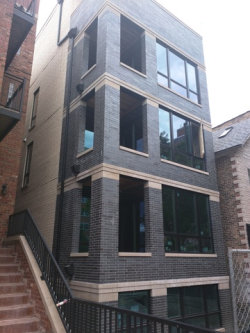 Photo of 1448 W Chestnut Street, Unit Number 2, CHICAGO, IL 60642 (MLS # 09723922)