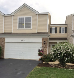 Photo of 1215 Courtland Circle, Unit Number 1215, PLAINFIELD, IL 60586 (MLS # 09725609)
