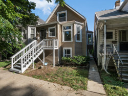 Photo of 3306 W Cuyler Avenue, CHICAGO, IL 60618 (MLS # 09726837)