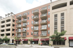 Photo of 1301 W Madison Street, Unit Number 503, CHICAGO, IL 60607 (MLS # 09752111)