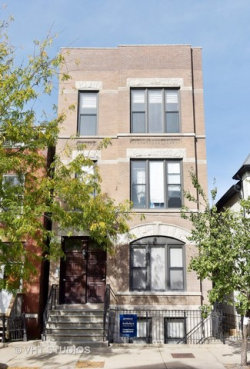 Photo of 1416 W Superior Street, Unit Number 1R, CHICAGO, IL 60642 (MLS # 09783405)