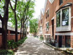 Photo of 711 S Ashland Avenue, Unit Number H, CHICAGO, IL 60607 (MLS # 09798346)