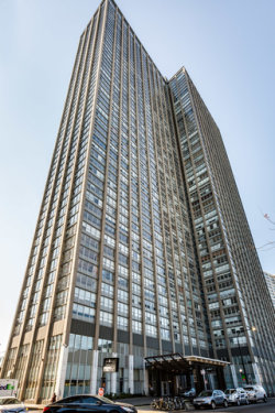 Photo of 655 W Irving Park Road, Unit Number 1607, CHICAGO, IL 60613 (MLS # 09799417)