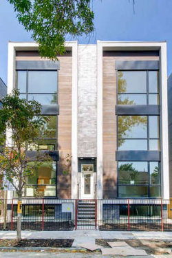 Photo of 2912 W Lyndale Street, Unit Number 2E, CHICAGO, IL 60647 (MLS # 09802193)