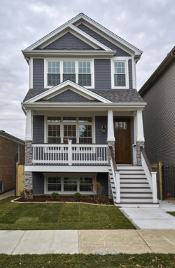 Photo of 4042 N Troy Street, CHICAGO, IL 60618 (MLS # 09803734)