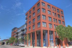 Photo of 1621 S Halsted Street, Unit Number 208, CHICAGO, IL 60608 (MLS # 09806052)