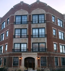 Photo of 624 Sheridan Square, Unit Number 1, EVANSTON, IL 60202 (MLS # 09807314)