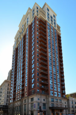 Photo of 1101 S State Street, Unit Number 1502, CHICAGO, IL 60605 (MLS # 09807952)