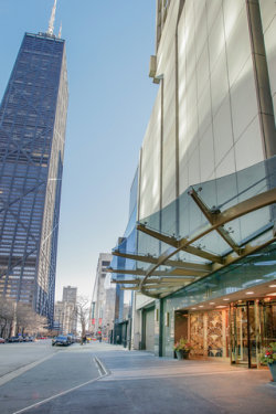 Photo of 111 E Chestnut Street, Unit Number 46G, CHICAGO, IL 60611 (MLS # 09815366)