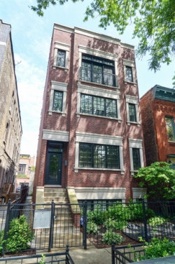 Photo of 2041 N Racine Avenue, Unit Number 3, CHICAGO, IL 60614 (MLS # 09815728)