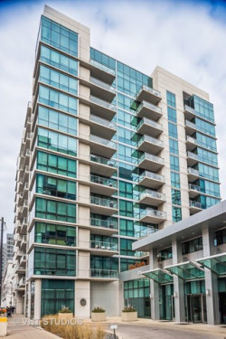 Photo of 123 S Green Street, Unit Number 709B, CHICAGO, IL 60607 (MLS # 09824616)