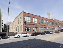 Photo of 22 N Morgan Street, Unit Number 215, CHICAGO, IL 60607 (MLS # 09828304)