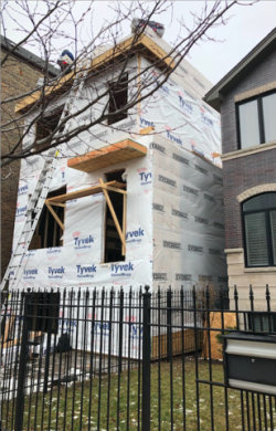 Photo of 3519 W Wolfram Street, Chicago, IL 60618 (MLS # 09830899)