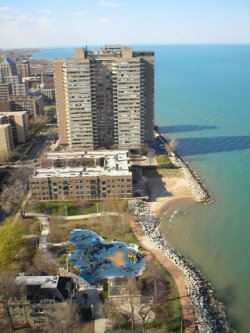 Photo of 6301 N Sheridan Road, Unit Number 23A, CHICAGO, IL 60660 (MLS # 09833744)