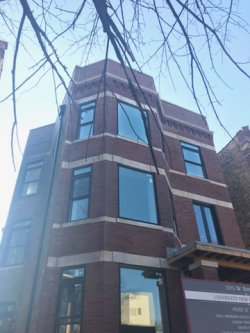 Photo of 2315 W Roscoe Street, Unit Number 1, CHICAGO, IL 60618 (MLS # 09835991)