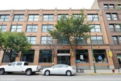 Photo of 110 N Peoria Street, Unit Number 205, CHICAGO, IL 60607 (MLS # 09837115)
