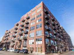 Photo of 1500 W Monroe Street, Unit Number 524, CHICAGO, IL 60607 (MLS # 09837838)