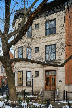 Photo of 729 W Roscoe Street, Unit Number 2, CHICAGO, IL 60657 (MLS # 09839249)