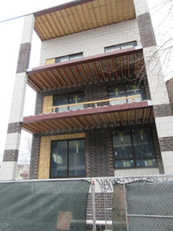 Photo of 1811 N California Avenue, Unit Number 3, CHICAGO, IL 60647 (MLS # 09847868)