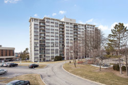 Photo of 8815 W Golf Road, Unit Number 12A, NILES, IL 60714 (MLS # 09848335)