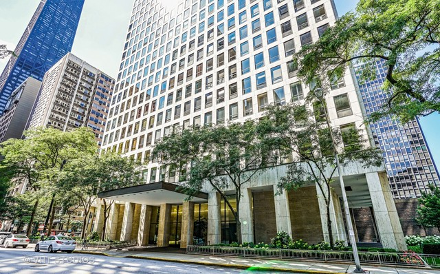 Photo for 260 E Chestnut Street, Unit Number 1712, CHICAGO, IL 60611 (MLS # 09855146)