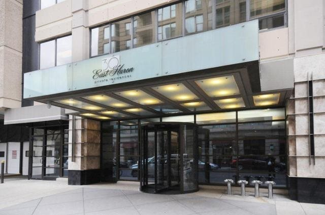 Photo for 30 E Huron Street, Unit Number 1110, CHICAGO, IL 60611 (MLS # 09855649)