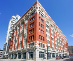 Photo of 732 S Financial Place, Unit Number 814, CHICAGO, IL 60605 (MLS # 09862182)
