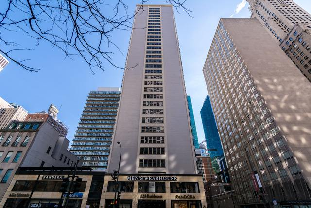 Photo for 535 N Michigan Avenue, Unit Number 803, CHICAGO, IL 60611 (MLS # 09879894)
