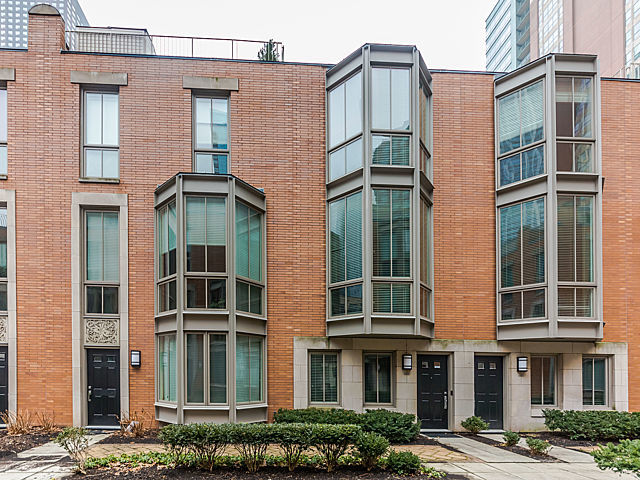 Photo for 430 E North Water Street, Unit Number E, CHICAGO, IL 60611 (MLS # 09881725)