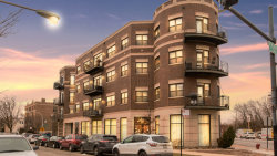 Photo of 3028 W Roscoe Street, Unit Number 405, CHICAGO, IL 60618 (MLS # 09885521)