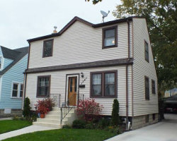 Photo of 3241 N Odell Avenue, CHICAGO, IL 60634 (MLS # 09886591)