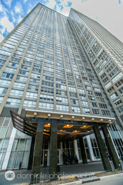 Photo of 655 W Irving Park Road, Unit Number 906, CHICAGO, IL 60613 (MLS # 09890639)