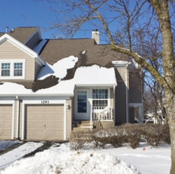 Photo of 1293 Donegal Court, Unit Number 1293, CAROL STREAM, IL 60188 (MLS # 09890680)